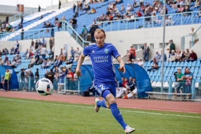 Курский «Авангард» покинул защитник Сергей Шумейко