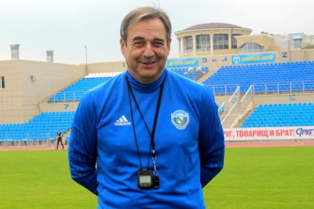 Курскому «Авангарду» представили нового тренера