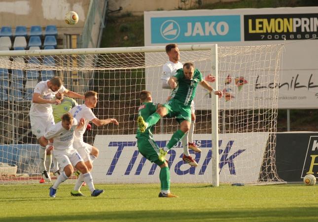 «Авангард» проиграл свой первый матч в Кубке ФНЛ